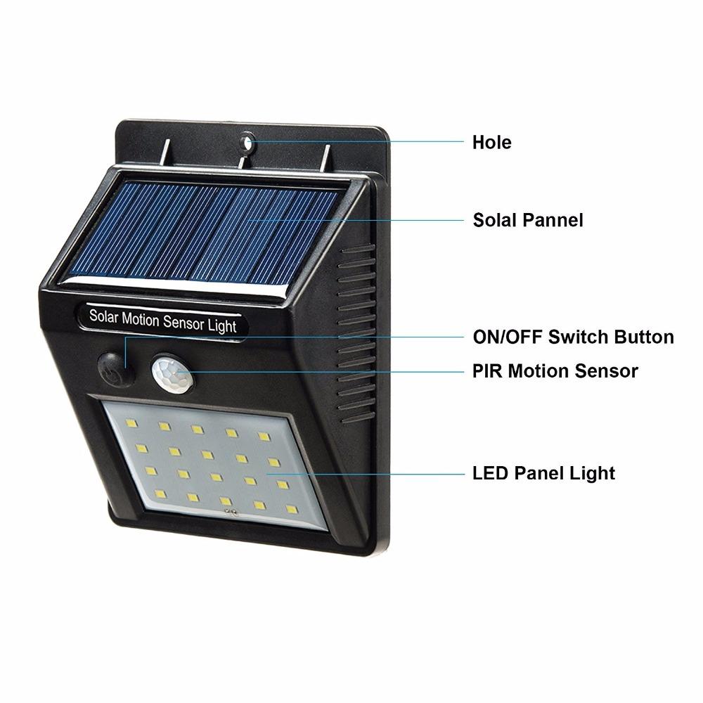 Solar Garden Light Led The Best